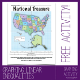 Linear Inequalities Treasure Hunt