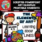 Lines in Art K-2
