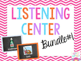 Listening Center Bundle #1: R, TH, S, S Blends