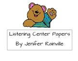 Listening Center Papers