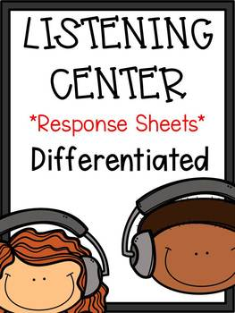 Listening Center Reports-Differentiated