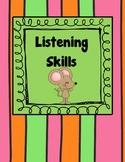 Listening Skills for Elementary
