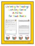 Listening to Reading/Listening Center Activities for 58 Tr
