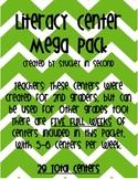 Literacy Center Mega Pack (29 centers!)