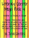 Literacy Center Mega Pack #4 (30 centers!!!)