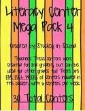 Literacy Center Mega Pack #4 (30 centers!!!)
