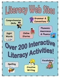 Literacy Centers Web Site Directory