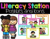 Literacy Work Stations Starter Set