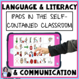 Literacy,Language, and Communication - the iPad in the Aut