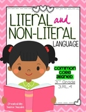 Literal & Non-Literal Language (3.RL.4)