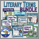 Literary Terms - BUNDLE