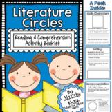 Literature Circles: Reading & Comprehension Activity Booklet