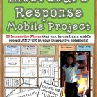 Literature Response Mobile Project {Optional Interactive N
