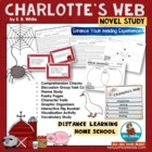 Charlotte's Web-Literature Study Pages- Reading-Writing