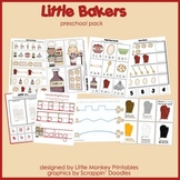 Little Bakers Preschool Pack