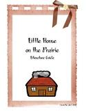 Little House on the Prairie Novel Study