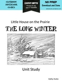 Little House on the Prairie, The Long Winter Activity Guide