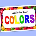 Little Interactive Book:  Color
