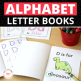 ABC Little Letter Books: Alphabet Books for Pre-K and Preschool