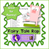 Little Pigs Rap fairy tale poem