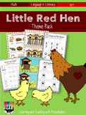 Little Red Hen Theme Pack