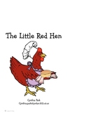Little Red Hen learning unit