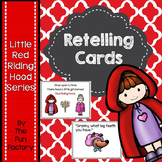 Retelling Cards ~ Little Red Riding Hood