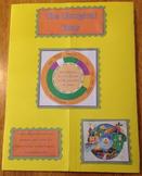 Liturgical Year Faith Folder lapbook