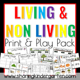 Living & Non Living {Print & Play Pack}