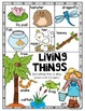 {Living and Non Living} Posters Kindergarten & First Grade