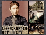 Borden Lizzie Murder Trial Lecture ~ reasonable doubt ~ no