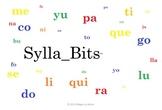 Super Bundle 25 Slideshows Spanish Open Syllables SyllaBit