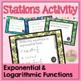 Logarithms Lab Activity