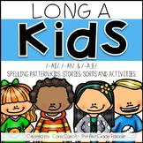 Long A Kids {Stories, Sorts, & Activities}