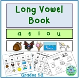 Long Vowel Book & Chart Activity
