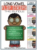Long Vowel Flip Strips - The Bundle