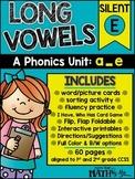 Long Vowels - A Phonics Unit: a_e