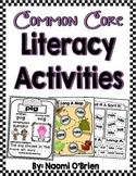 Long Vowels, Short Vowels, and Word Studies (Common Core)