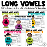 Long Vowels Bundle
