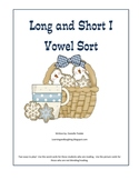 Long and Short I Word Sort