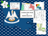 Louisiana (2nd to 4th Grade)