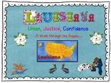 Louisiana:  A Trip Through the Bayou...