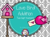 Love Bird Addition - Valentine Theme