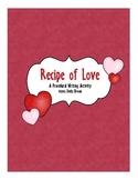 Love Fudge - A Procedural Writing Activity