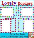 Lovely Borders- Clip Art for Teachers