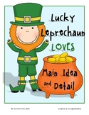 Lucky Leprechaun: Main Idea and Details