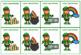 Lucky Leprechaun /l/ cards