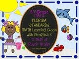 MAFS SECOND GRADE FLORIDA Math Standards Learning Goals wi