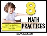"MATH Common Core ""8 math practices""- kid-friendly question"