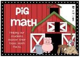 MATH FACTS timing- PIG Math